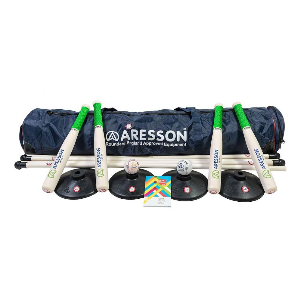 Aresson Teambuilder Rounders Set